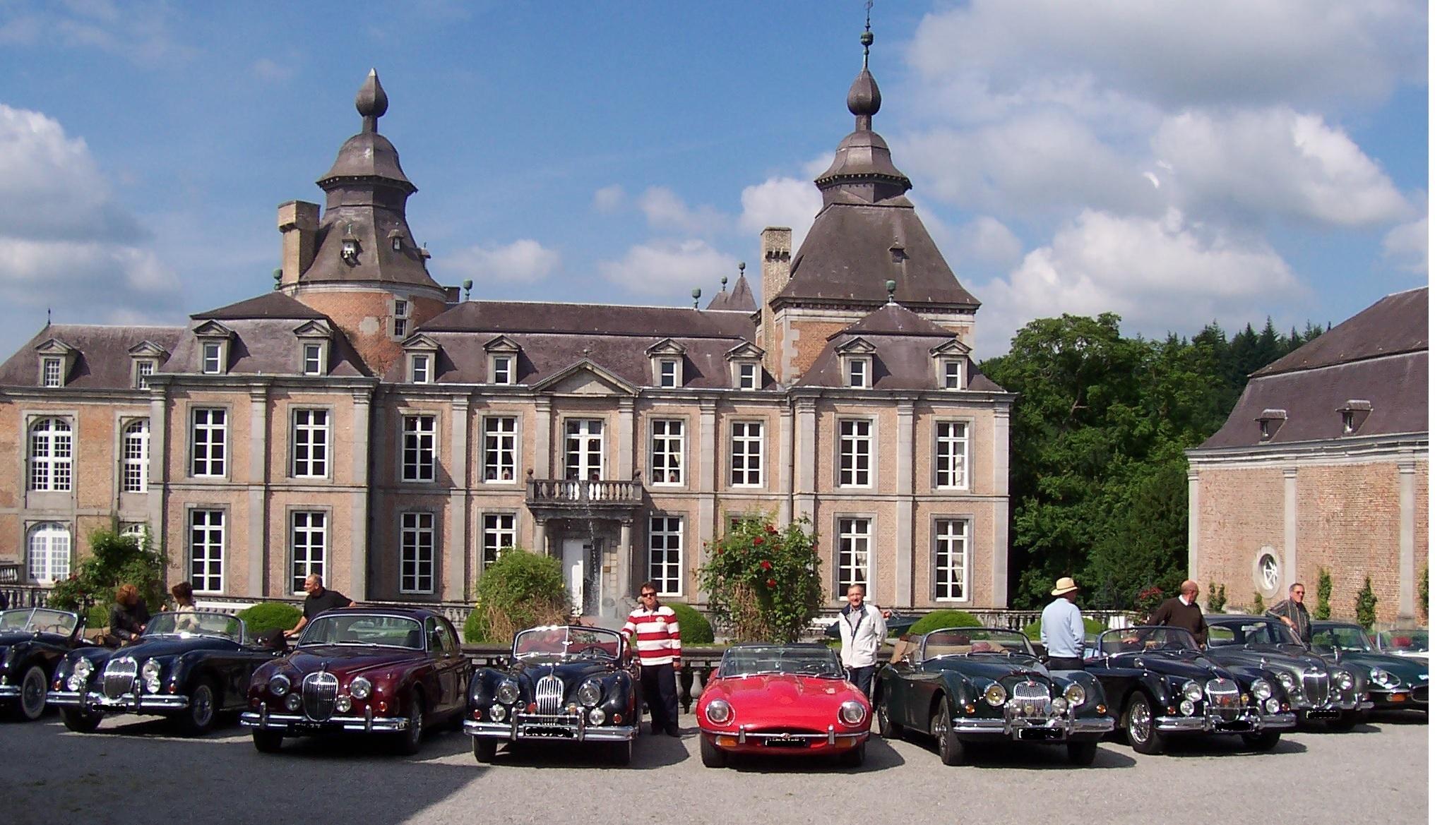 Classic Jaguar Club Zuid Limburg